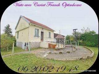 Maison à rénover VIEILLEVILLE MOURIOUX 50 (23210)