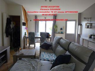 Appartement en résidence SAINT MAURICE MONTCOURONNE 67 (91530)