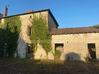 Maison à rénover ROUSSAC 100 (87140)