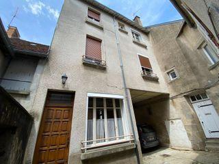 Maison de ville DUN LE PALESTEL 128 (23800)