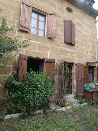 Maison à rénover LACAPELLE MARIVAL 98 (46120)