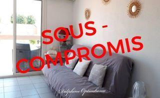 Appartement en résidence MARSEILLAN PLAGE 35 (34340)