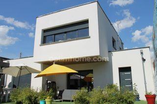 Maison contemporaine GRANVILLE 145 (50400)