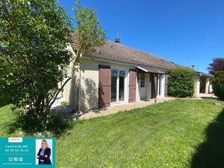 Maison plain-pied CHARTAINVILLIERS 73 (28130)
