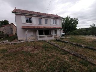 Maison en pierre NERAC 200 (47600)
