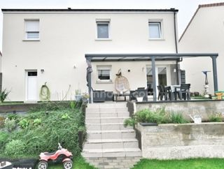Maison individuelle LONGWY 115 (54400)