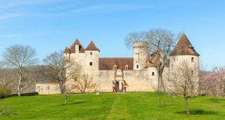 Château  VERTHEUIL 12665 (33180)