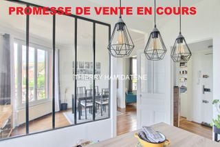 Appartement bourgeois ARGENTEUIL 72 (95100)