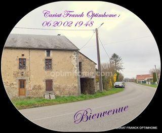 Fermette SAINT PIERRE DE FURSAC 84 (23290)