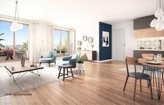 Appartement LYON 8EME arr 85 (69008)