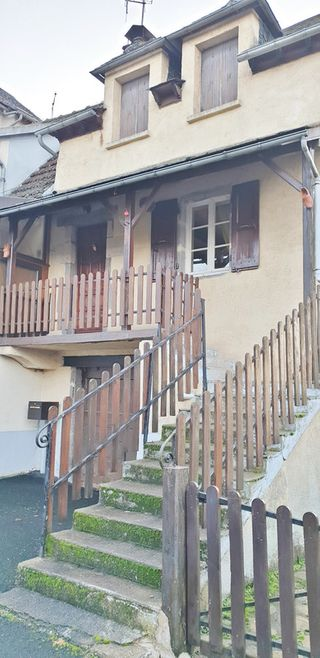 Maison de village ALLY 50 (15700)