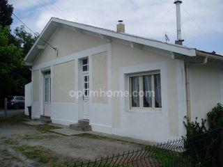 Maison de ville VILLENAVE D'ORNON 82 (33140)