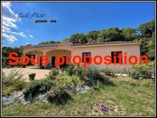 Maison plain-pied MASSIAC 138 (15500)
