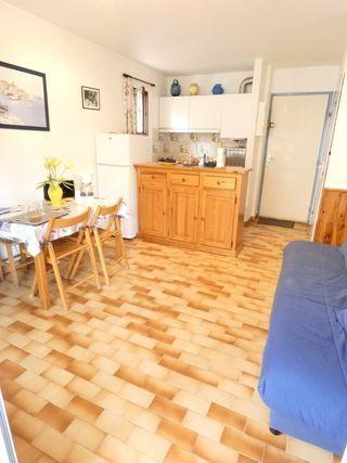 Appartement en rez-de-jardin LE CAP D'AGDE 36 (34300)