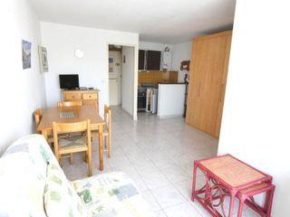 Appartement en résidence LE CAP D'AGDE 28 (34300)