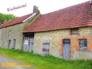Maison à rénover PARSAC 115 (23140)