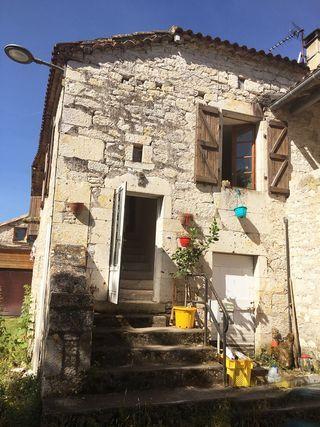 Maison de village LHOSPITALET 90 (46170)