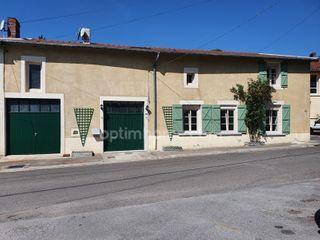 Maison de village RESSON 175 (55000)