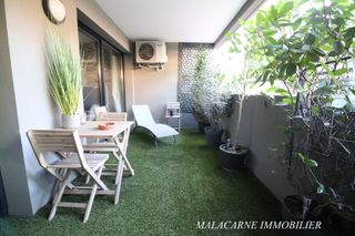 Appartement en rez-de-jardin AJACCIO 44 (20000)