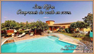 Villa VILLEMOUSTAUSSOU 176 (11620)