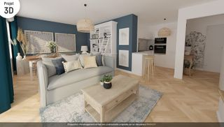 Appartement TOULOUSE 67 (31400)