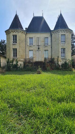 Château  BORDEAUX 450 (33000)