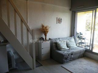 Appartement cabine LE CAP D'AGDE 38 (34300)