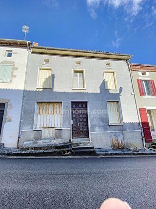 Maison de village RANCON 116 (87290)