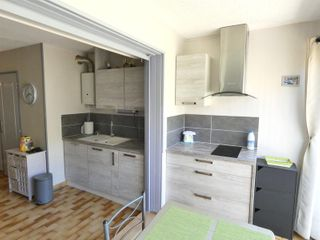 Appartement en rez-de-jardin LE CAP D'AGDE 28 (34300)