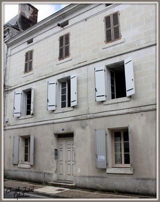 Maison de ville CHALAIS 96 (16210)