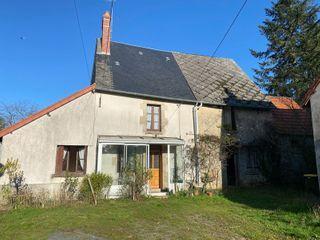 Maison de village SAINT AGNANT DE VERSILLAT 164 (23300)