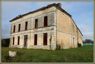 Maison en pierre CHEVANCEAUX 330 (17210)