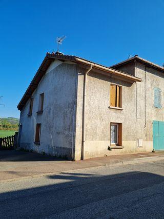 Maison CHATEAUNEUF DE GALAURE 80 (26330)