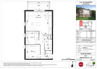 Appartement HERSERANGE 68 (54440)