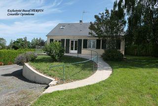 Maison individuelle SAINT AMAND 124 (50160)