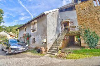 Maison à rénover MONTIGNY LES ARSURES 100 (39600)