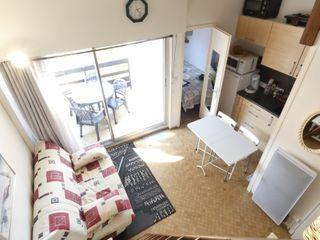 Appartement en résidence LE CAP D'AGDE 33 (34300)