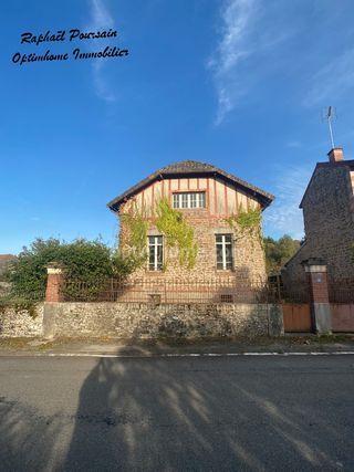 Maison ROUSSAC 80 (87140)