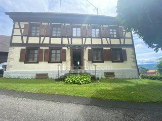 Maison à colombage BETTLACH 193 (68480)