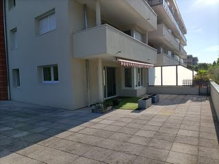 Appartement en rez-de-jardin BOURGOIN JALLIEU 83 (38300)