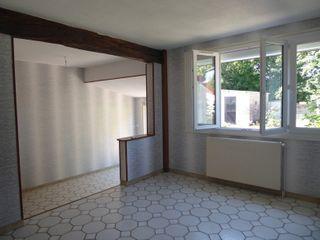 Maison jumelée GUEUGNON 84 (71130)