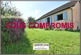 Maison plain-pied VERTAIZON 130 (63910)