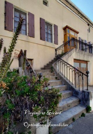 Maison de village AIGUES VIVES 150 (34210)