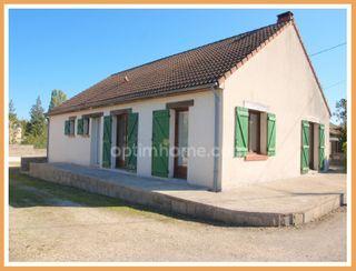 Maison MEHUN SUR YEVRE 102 (18500)