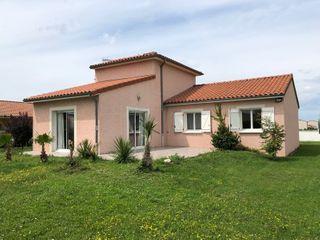 Maison plain-pied COHADE 126 (43100)
