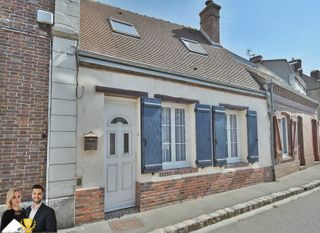 Maison NOGENT LE ROI 84 (28210)