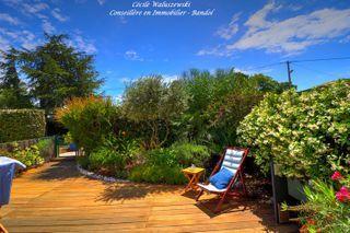 Appartement en rez-de-jardin BANDOL 66 (83150)