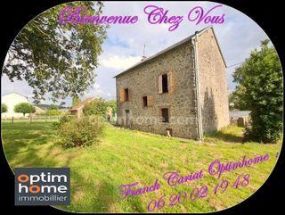 Maison de village SAINT PIERRE DE FURSAC 100 (23290)