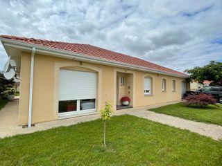 Maison plain-pied SAINT DIZIER 148 (52100)