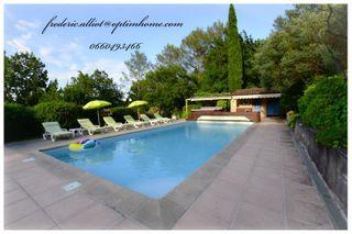 Villa d'architecte LE CANNET DES MAURES 184 (83340)